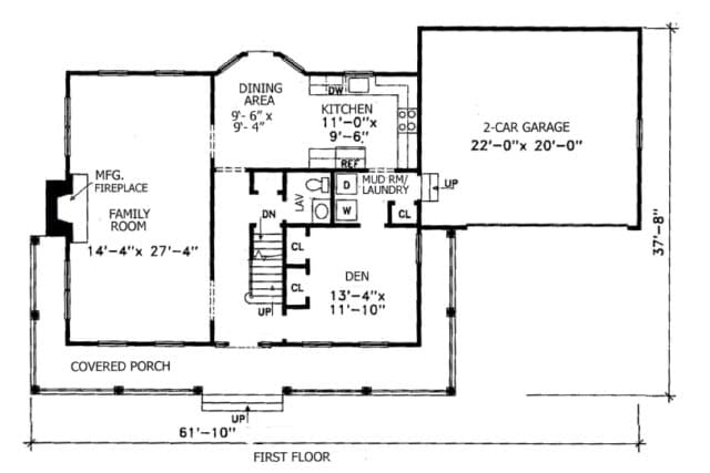 Construction drawings a visual road map for your building House plan drawing